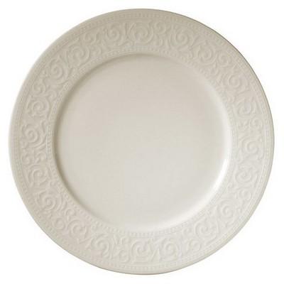 Kütahya Porselen Açelya 24 Parça Krem Yemek Seti Yemek Takımı