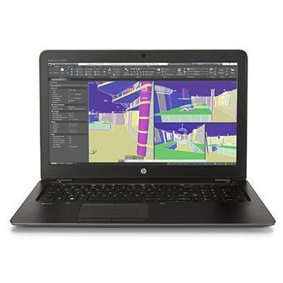 HP T7w05ea Intel Xeon E3-1505m 16gb/512ssd/15.6/win7-10 Pro 64 Laptop
