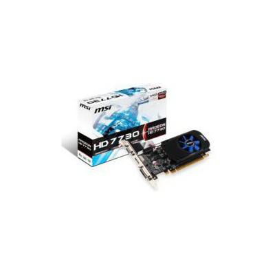 MSI R7730-2gd3/lp 2gb 128bit Ddr3 Dvı Hdmı Vga Ekran Kartı