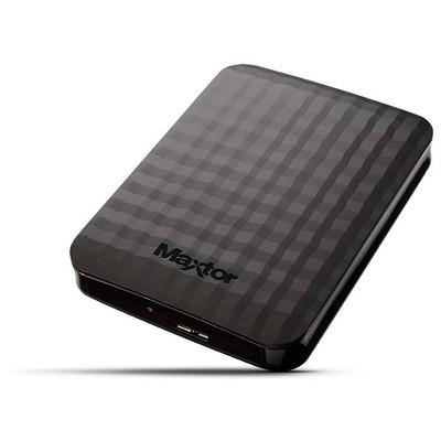 Maxtor 4TB M3 Taşınabilir Disk (STSHX-M401TCBM)