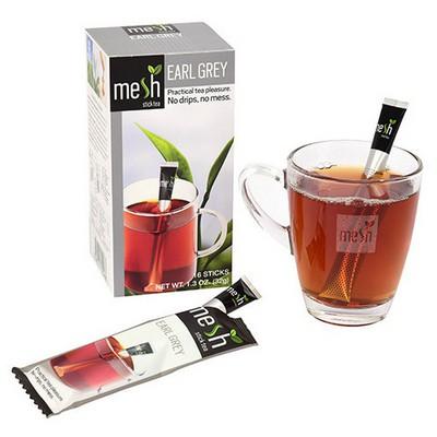 Mesh Stick Çay Bergamot Aromalı 16 Adet