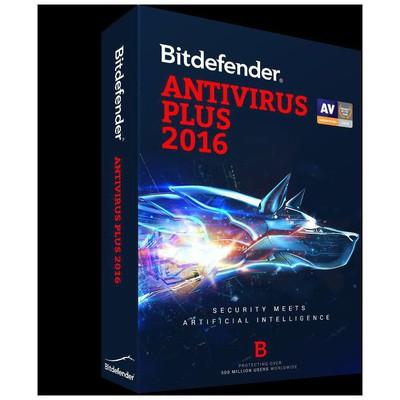 Bdefender 5949958006823 Antivirüs Plus 2016 – 3 Kullanıcı Güvenlik Yazılımı