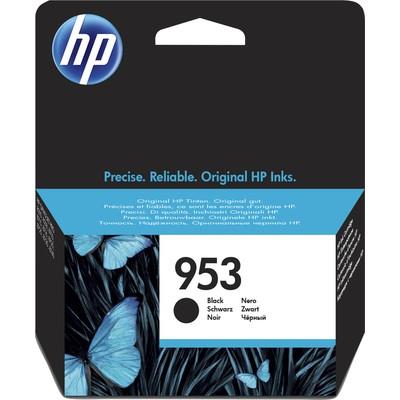 HP 953 Siyah Orijinal Mürekkep Kartuş