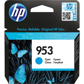 HP F6u12ae (953) Cyan Murekkep Kartusu 700 Sayfa Kartuş