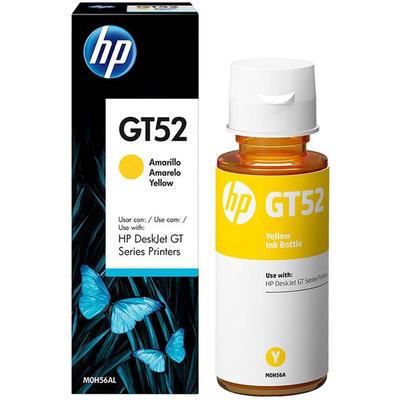 HP GT52 Sarı Orijinal Mürekkep Şişesi Kartuş