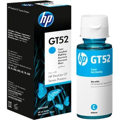 HP Gt52 Mavi Mürekkep Şişesi Kartuş
