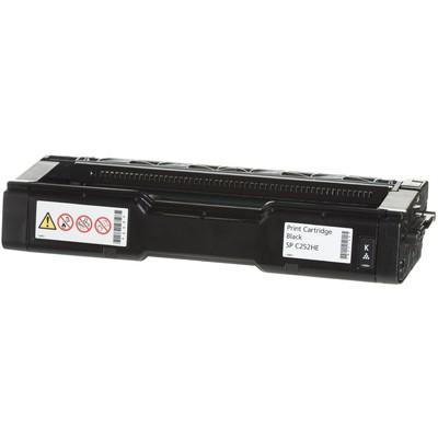 Ricoh 407716 Ton Rıcoh Spc252 Serısı Black (6.5k)