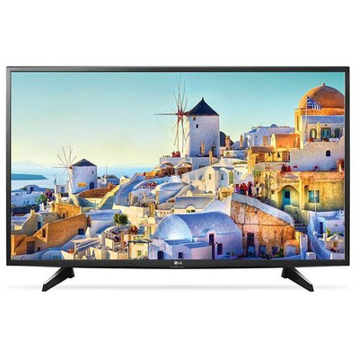 "LG 49UH610V 49"" 4K Ultra HD Smart LED TV"