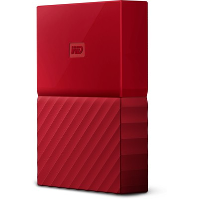 WD Wd My Passport 4tb Red Usb 3.0 2.5 128 Taşınabilir Disk