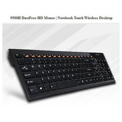 A4 Tech 9500F Kablosuz Q Klavye ve Mouse Seti