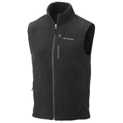 Columbia 30890 Am1056 Fast Trek Fleece Vest Am1056-010