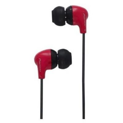 Pioneer SE-CL501-R Kulak İçi Kulaklık - Kırmızı