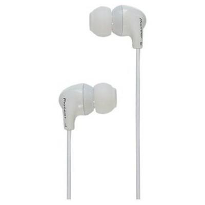 Pioneer SE-CL501T-W Kulak İçi Kulaklık - Beyaz
