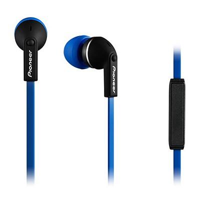 Pioneer SE-CL712T-L Kulak İçi Kulaklık - Mavi