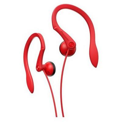 Pioneer SE-E511-R Kulak İçi Kulaklık - Kırmızı