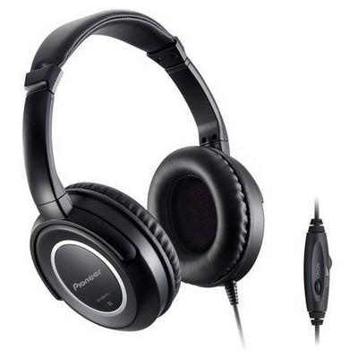 Pioneer SE-M631TV Siyah Kafa Bantlı Kulaklık