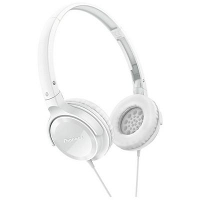 Pioneer SE-MJ502-W Kulaküstü Kulaklık - Beyaz