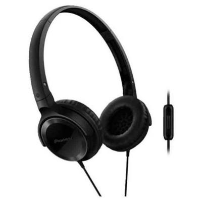 Pioneer SE-MJ502T-K Kulaküstü Kulaklık - Siyah