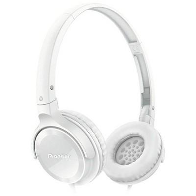 Pioneer SE-MJ502T-K Kulaküstü Kulaklık - Beyaz