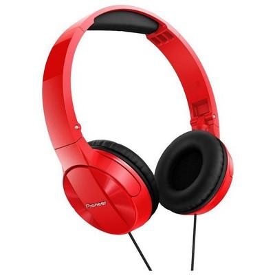 Pioneer SE-MJ503-R Kırmızı Kafa Bantlı Kulaklık