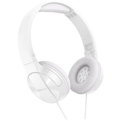 Pioneer SE-MJ503-W Beyaz Kafa Bantlı Kulaklık