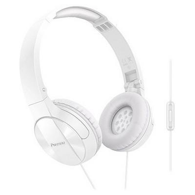 Pioneer SE-MJ503T-W Beyaz Kafa Bantlı Kulaklık