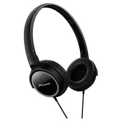Pioneer SE-MJ512-K Siyah Kafa Bantlı Kulaklık