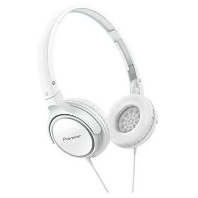 Pioneer SE-MJ512-W Beyaz Kafa Bantlı Kulaklık