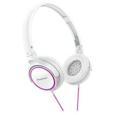 Pioneer SE-MJ512-PW Beyaz Kafa Bantlı Kulaklık