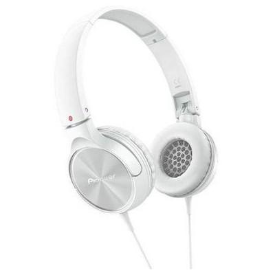 Pioneer SE-MJ522-W Beyaz Kafa Bantlı Kulaklık