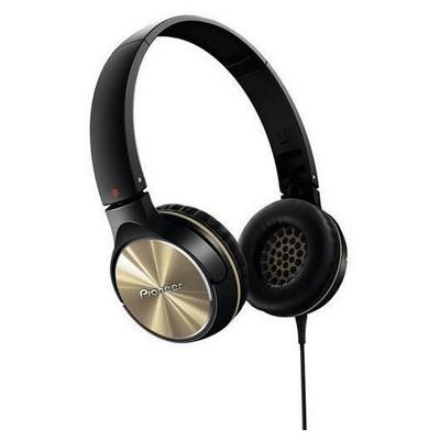 Pioneer SE-MJ532-N Altın Kafa Bantlı Kulaklık