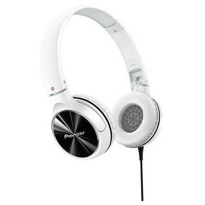 Pioneer SE-MJ532-W Beyaz Kafa Bantlı Kulaklık