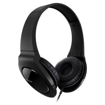 Pioneer SE-MJ721-K Siyah Kafa Bantlı Kulaklık