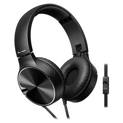 Pioneer SE-MJ722T-K Siyah Kafa Bantlı Kulaklık