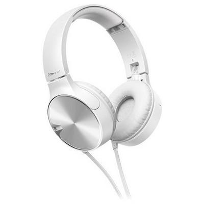 Pioneer SE-MJ722T-W Beyaz Kafa Bantlı Kulaklık