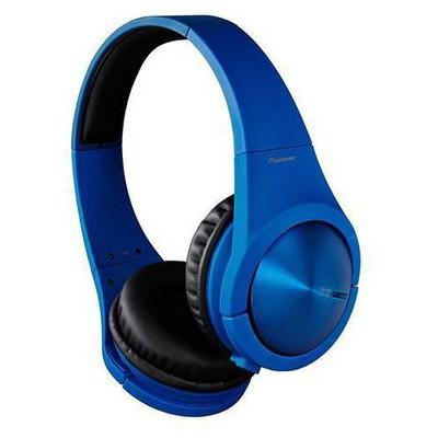 Pioneer SE-MX7-L Mavi Kafa Bantlı Kulaklık