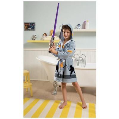 Taç Star Wars Çocuk u 8-10 Yaş Bornoz