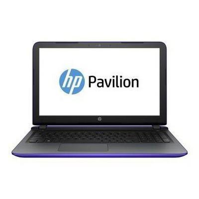 HP Nb P4j41ea Pavılıon 15-ab209nt I5-5200u 8g 1t 2gvga 15.6 W10 Mor Laptop
