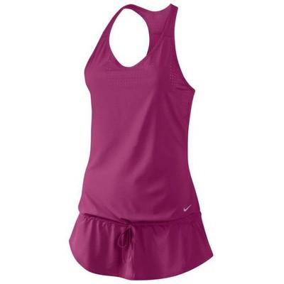Nike 26398 451423-678 Running Dress Elbise 451423-678