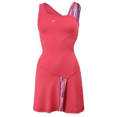 Nike 28933 373949-622 Break Point Dress Elbise 373949-622