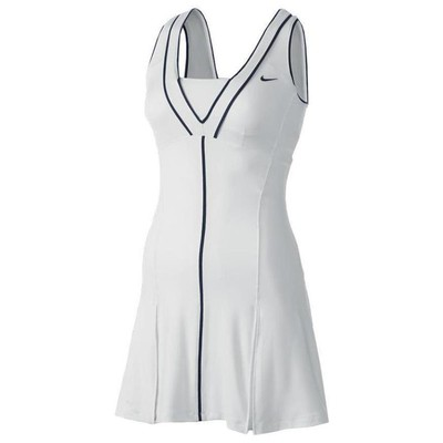 Nike 32099 425933-100 Smash Lawn Elbise 425933-100
