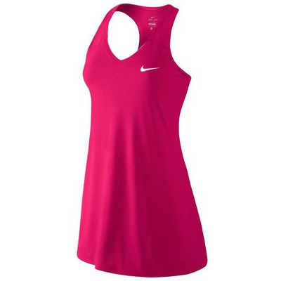 Nike 53270 728736-639 W Nkct Pure Drss Elbise 728736-639