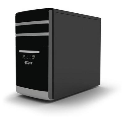 Exper Actıon Xc752 I5-6402p 8gb 1tb Gtx750tı 2gb W10 Wıfı