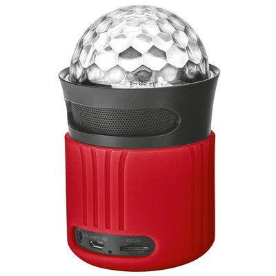 Trust Urban 21346 Dixxo Go Bluetooth Speaker - Kırmızı
