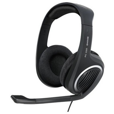Sennheiser Pc-320 Hds Pc-320 Gamıng Kulaklık Siyah Kafa Bantlı Kulaklık