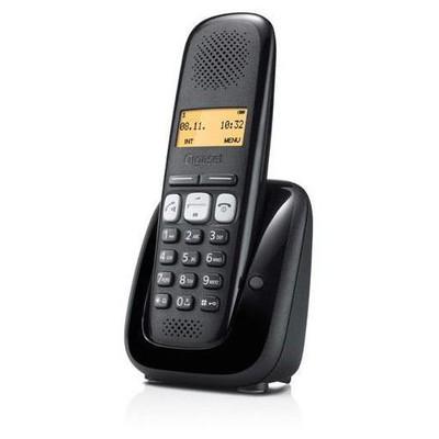 Gigaset A250-black Dect 80 Rehber Caller Id Handsfree Telsiz Telefon