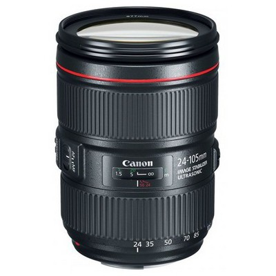 Canon  Lens Ef 24-105mm F/4l Is Iı Usm
