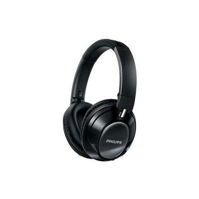 Philips SHB9850NC-00 GÜRÜLTÜ ÖNLEYİCİ SİYAH Bluetooth-NFC KAFA BANTLI