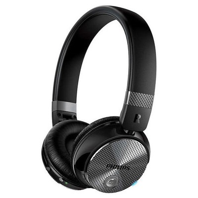 Philips Shb8850nc/00 Gürültü Önleyici Siyah Bluetooth-nfc Kafa Bantlı Kafa Bantlı Kulaklık