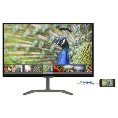 "Philips 276E7QDAB-00 27"" 5ms Full HD Monitör"